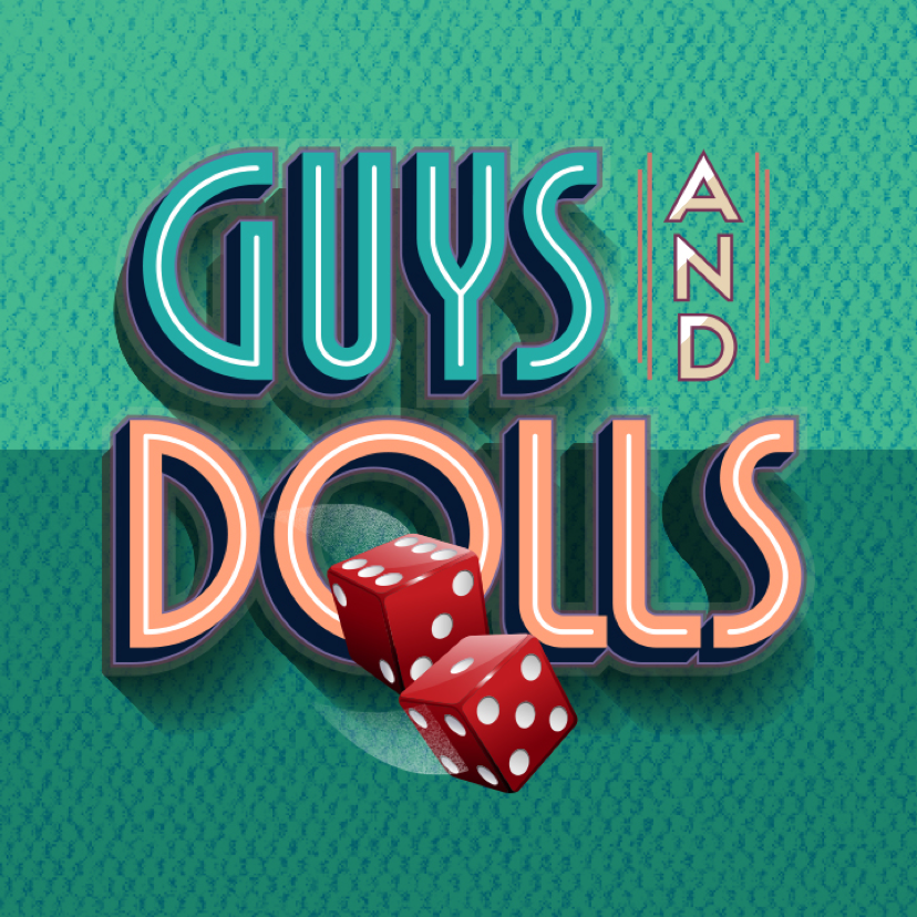 Ad 3 Guys and Dolls