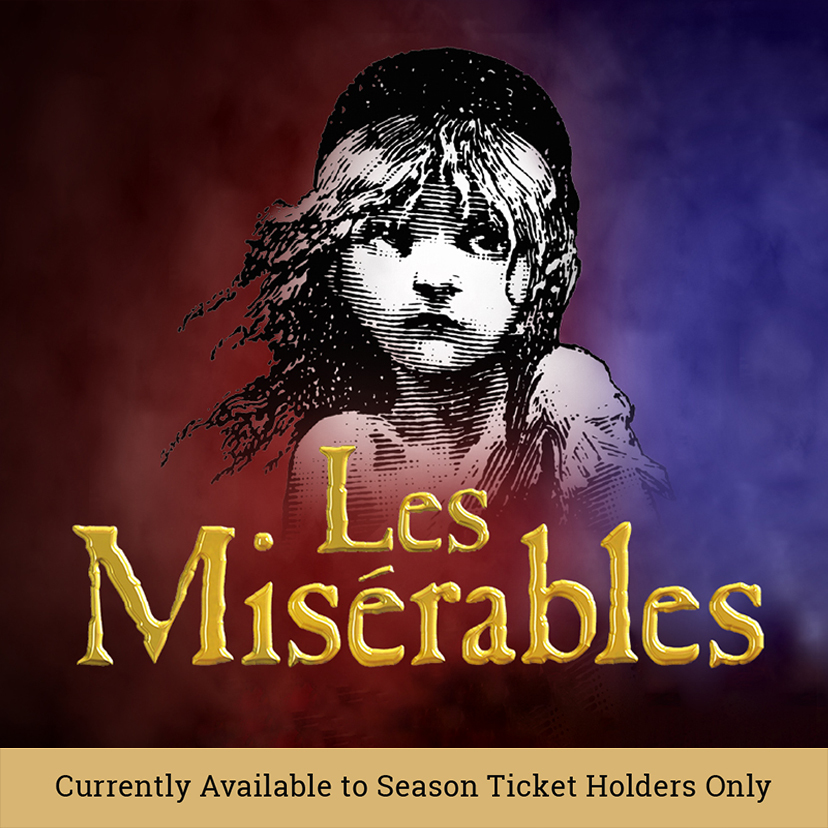 Ad Les Miserables playbill